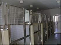 保護室(犬・猫)